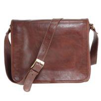 ac870cdd33 Oh My Bag - Sac à main sacoche en cuir Nevada - pas cher Achat ...
