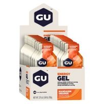 Gu - Gel énergétique mandarine orange 24 unités