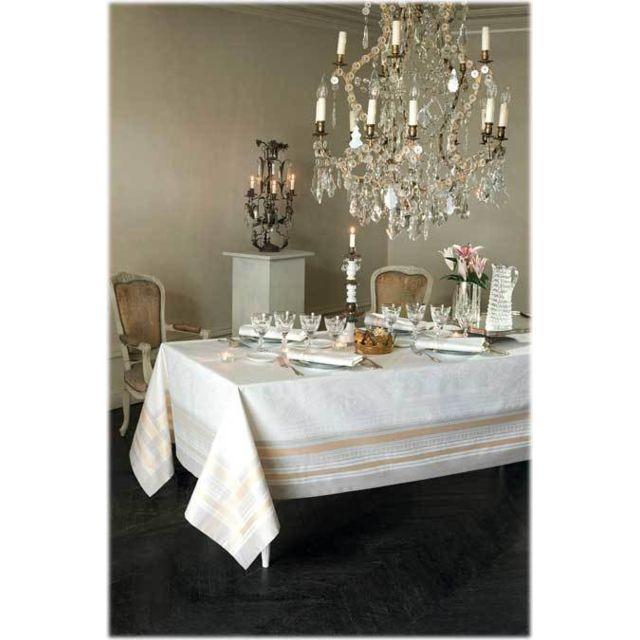 Garnier Thiebaut Chemin de table Galerie des glaces vermeil