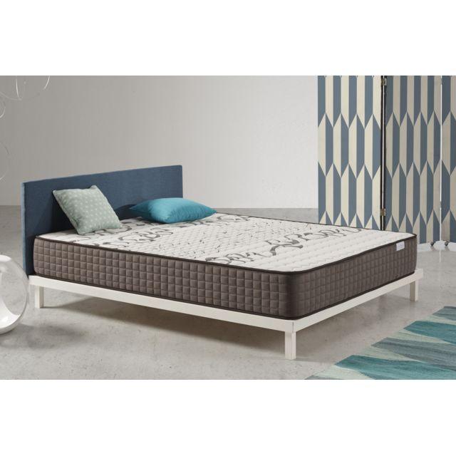 cosmos matelas memory 3 0 m moire 90x200 cm mousse hr active latex et aerapur visco v200. Black Bedroom Furniture Sets. Home Design Ideas