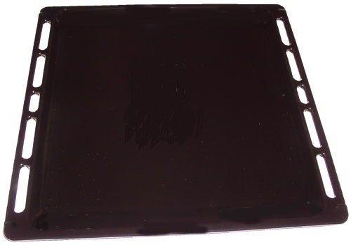 Indesit Leche-frites emaille noire 403x389mm pour cuisiniere