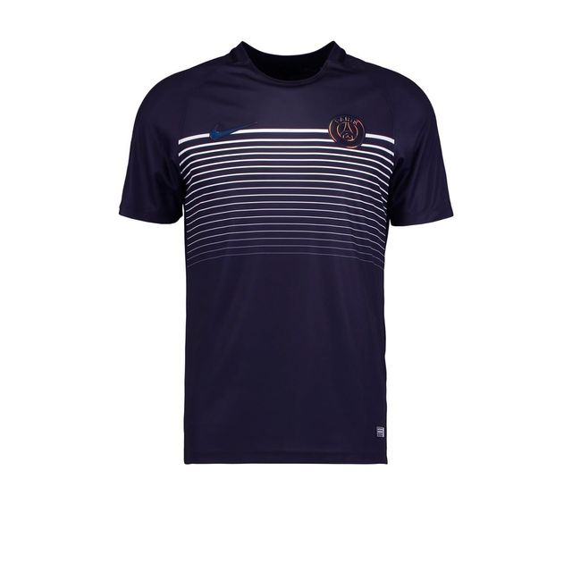 Nike Tee shirt Squad Paris Saint Germain 819092 014