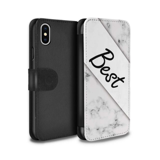 coque iphone xs apple marbre