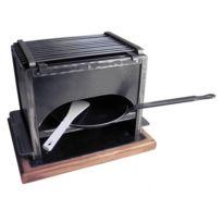 BRON COUCKE - brasero + reblochade à charbon - bras-reb03