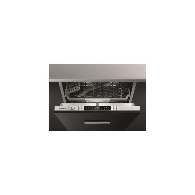 De Dietrich Lave-vaisselle Tout Integrable 60 Cm 14c 42db A+++ - Dv91442j