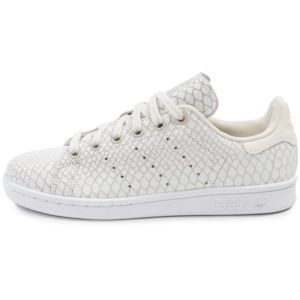 adidas originals stan smith snake blanche pas cher achat vente baskets femme rueducommerce. Black Bedroom Furniture Sets. Home Design Ideas