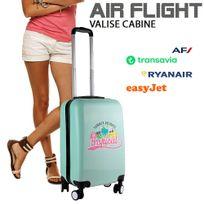 Jet Lag - Valise cabine Air Flight Tropical