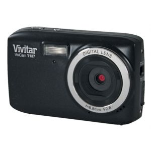 vivitar appareil photo num rique pas cher achat vente appareil compact rueducommerce. Black Bedroom Furniture Sets. Home Design Ideas