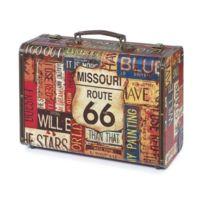 valise vintage achat valise vintage pas cher rue du commerce. Black Bedroom Furniture Sets. Home Design Ideas