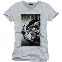 Cotton Division - Alien T-shirt Cover To Be Or Not Gris S