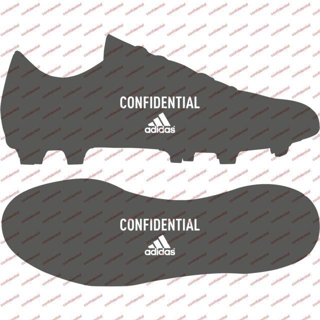 Adidas - Chaussures Copa 17.4 Indoor jaune fluo/bleu marine/bleu marine - 47 1/3