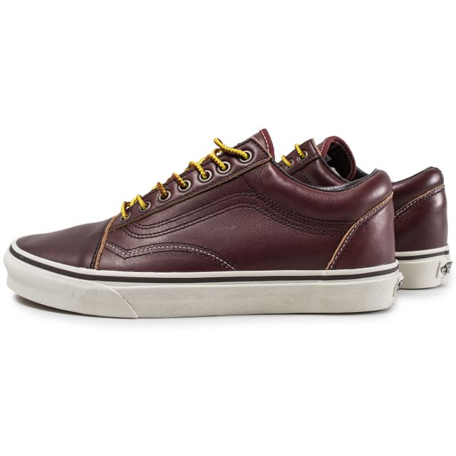 vans old skool bordeau
