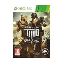 Electronic Arts - Army of Two : the Devil's Cartel import anglais