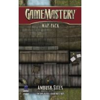 Paizo - Gamemastery Map Pack: Ambush Sites: New Format