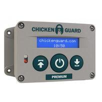 """Chicken Guard - Portier automatique poulailler ChickenGuard """"Tout Option"""" V2"""