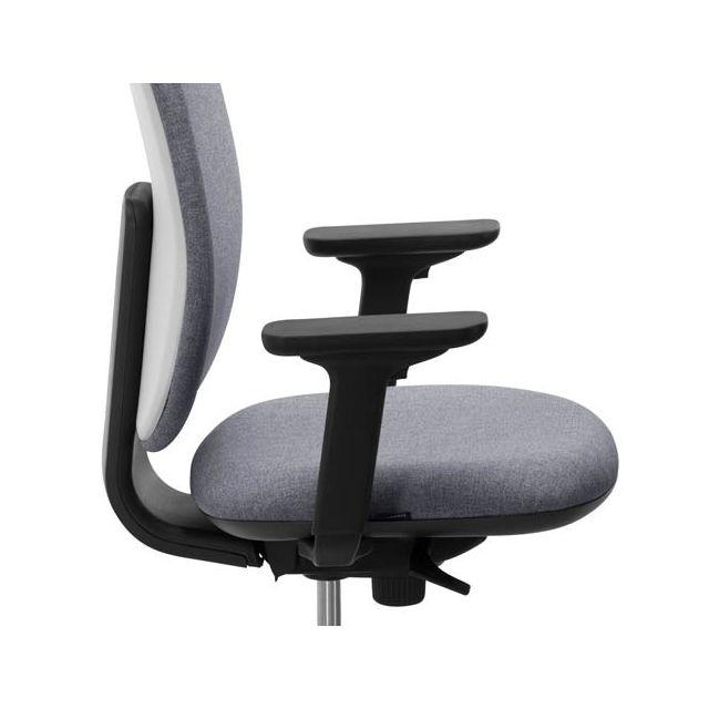 Sokoa Paire d'accoudoirs réglables 3D pour siège - Alia