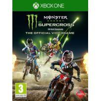 BIG BEN INTERACTIVE - Monster Energy Supercross - Jeu Xbox One