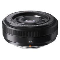 Fuji - Fujifilm Objectif Xf 27mm F2.8 Pancake Noir
