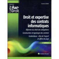 Lamy - droit et expertise des contrats informatiques 2e édition