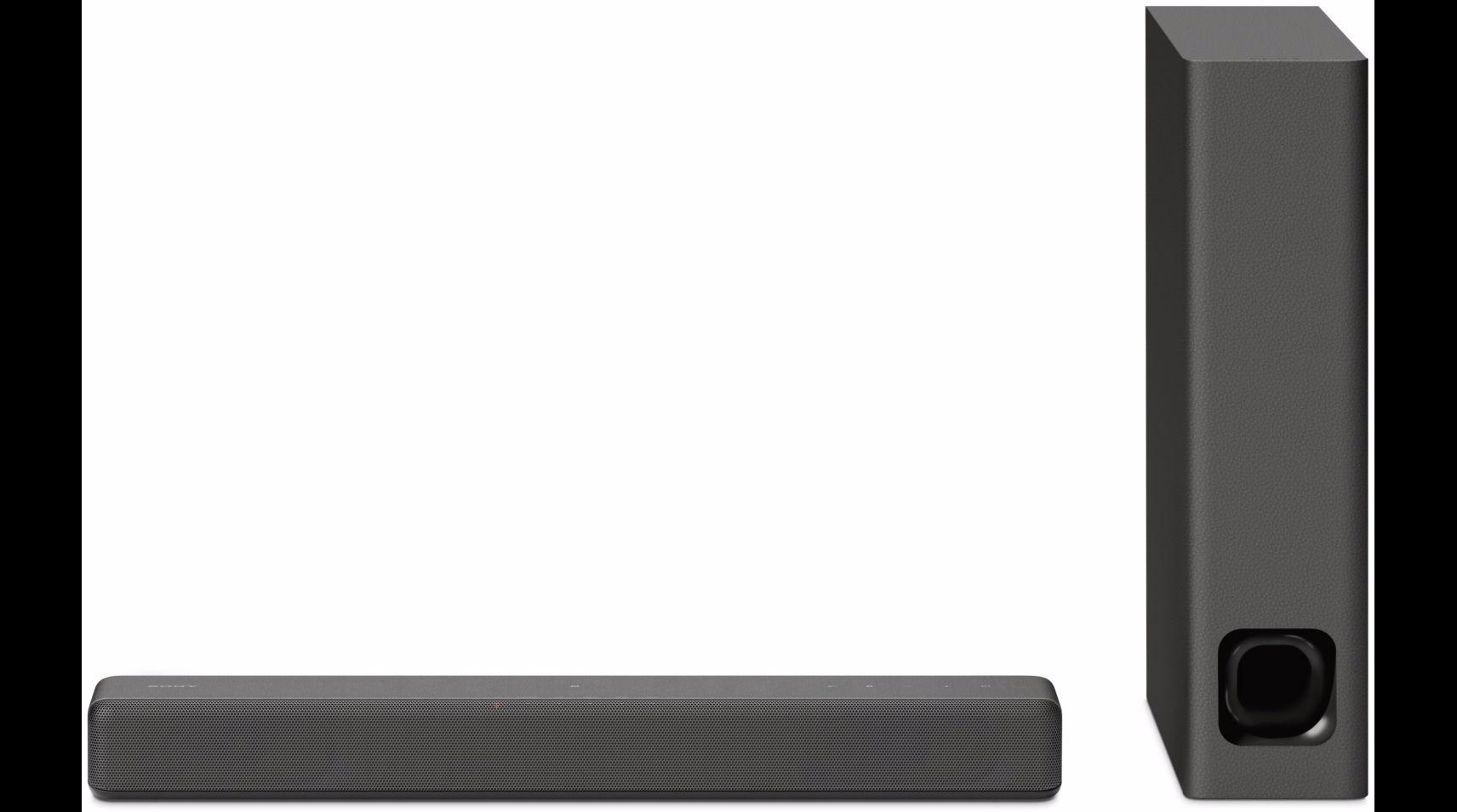 Barre de son + caisson de basse - HT-MT300
