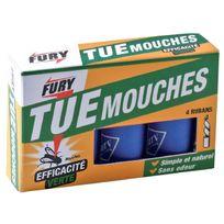 Fury - Mouches Ruban écologique Etui de 4