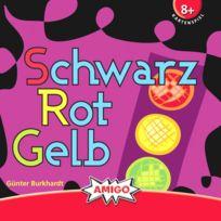 Amigo - Jeux de société - Schwarz Rot Gelb