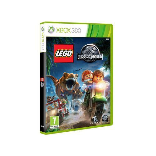 Console Xbox 360 Carrefour: LEGO JURASSIC WORLD