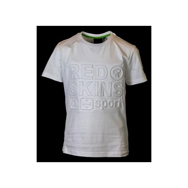 328378a9b4b3d Redskins - Tee-shirt Enfant Tshirt Mc - pas cher Achat   Vente Tee ...