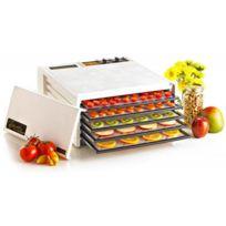 Excalibur - 5 plateaux avec minuteur Blanc - Déshydrateur alimentaire