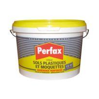 Perfax - Colle moquette et sol plastique - 3 Kg