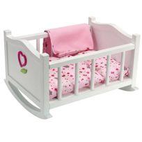 lit poupee corolle achat lit poupee corolle pas cher rue du commerce. Black Bedroom Furniture Sets. Home Design Ideas