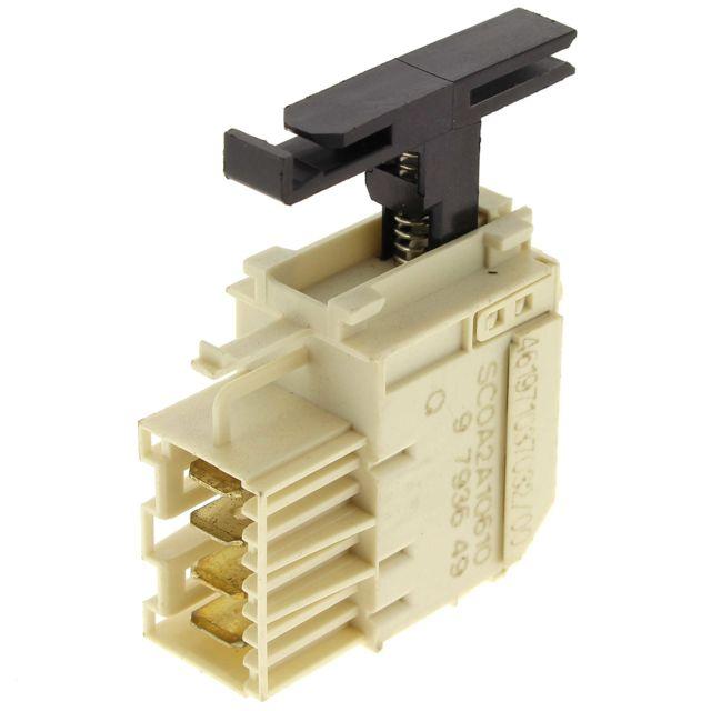 Whirlpool Interrupteur marche arret pour Lave-vaisselle Bauknecht, Lave-vaisselle Laden, Lave-vaisselle , Lave-vaisselle Ignis, La