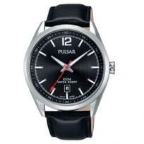Pulsar - Montre Homme modèle Sport Noire - Ps9519X1 - Promo - En Soldes