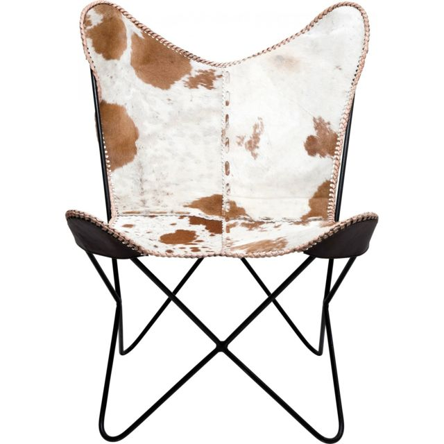 Karedesign Fauteuil Butterfly Fur Kare Design