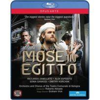 Opus Arte - MoÏSE En Egypte - Bologne 2011 BLU-RAY Blu-ray - Edition simple