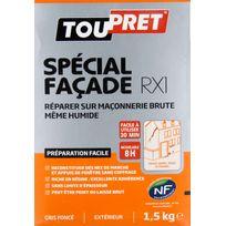 Toupret - Enduit spécial façade Boîte 1,5kg