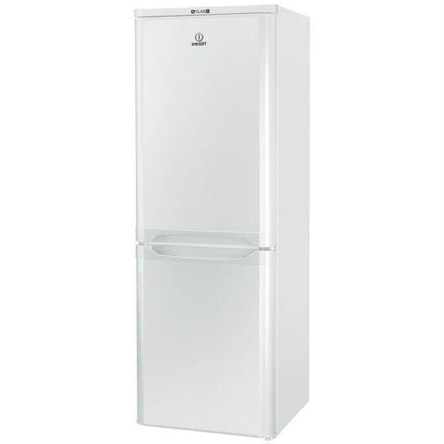 Indesit - Réfrigérateur congélateur combiné NCAA 55