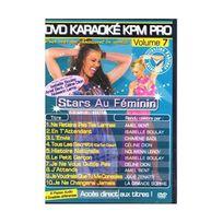 Karaoke Paris Musique - Dvd Karaoke Kpm Pro Vol. 07 'Stars Au Féminin
