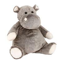 Soft Friends - Peluche Hippo assis 30 cm