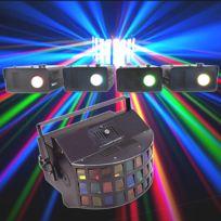 Soundlab - Pack Jeux de lumière Activ Sound