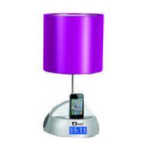 Mecer - Lampe de chevet iphone 4 Rose