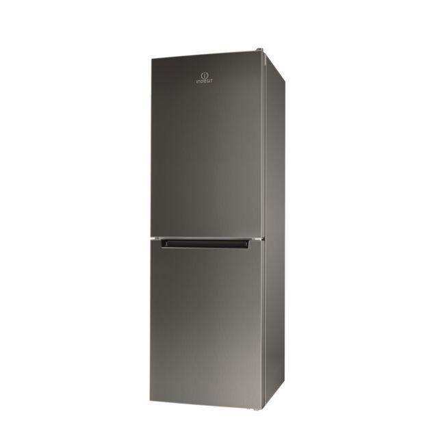 Indesit Réfrigérateur combiné 2 portes LI70FF1X