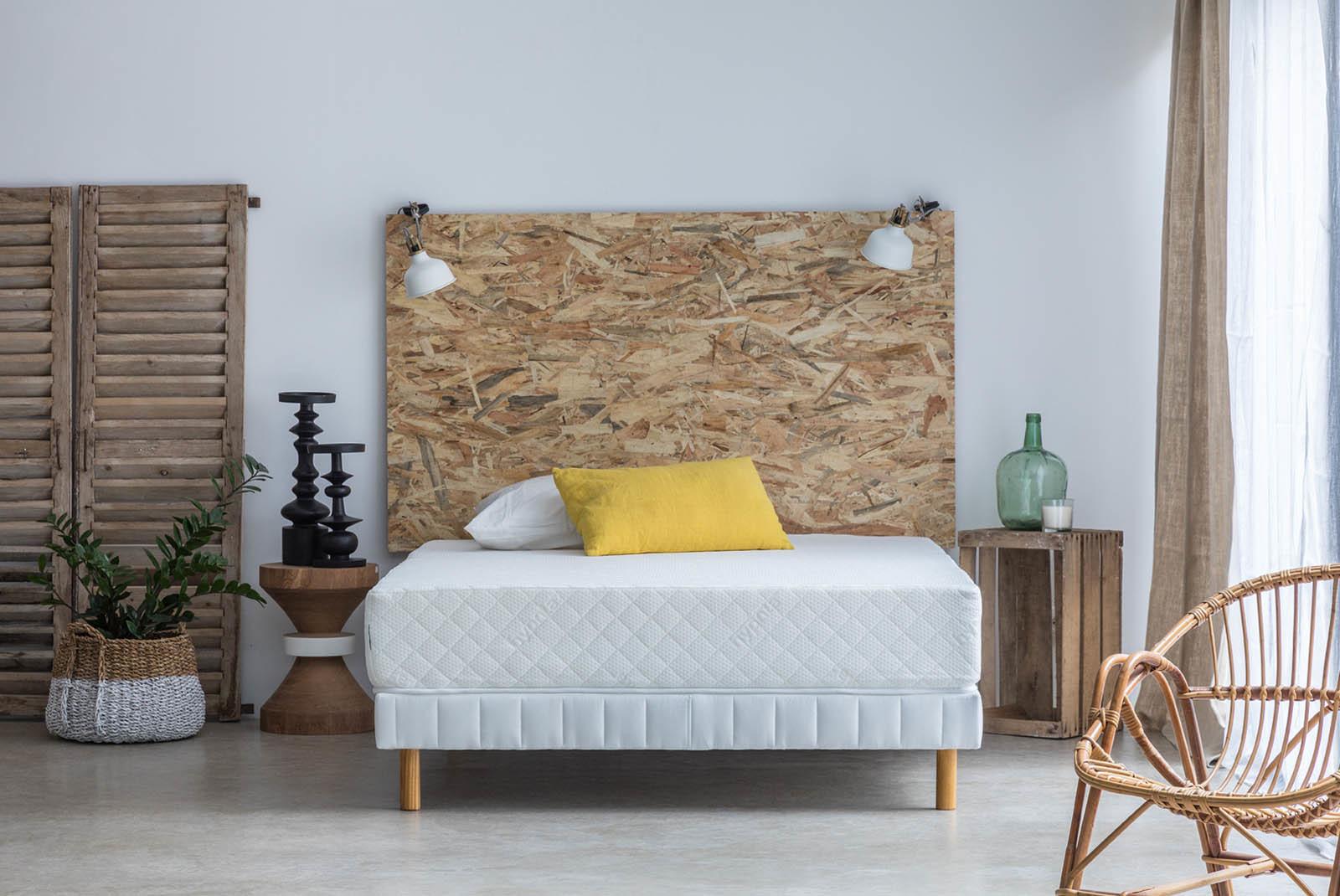 Matelas Confort Plus-90 x 200 cm