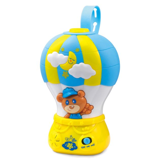 Imagin Veilleuse montgolfière