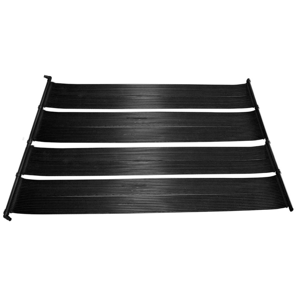 Rocambolesk - Superbe 2 pièces Panneau solaire piscine pour chauffage piscine Neuf