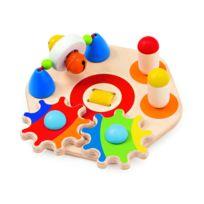 Selecta Spielzeug - Plateau Découvertes Coloré en bois : Minitivity