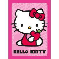 HELLO KITTY - Tapis POMME Tapis Enfants par rose 95 x 133 cm
