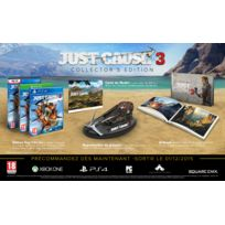 Sony - Just Cause 3 Collector Edition