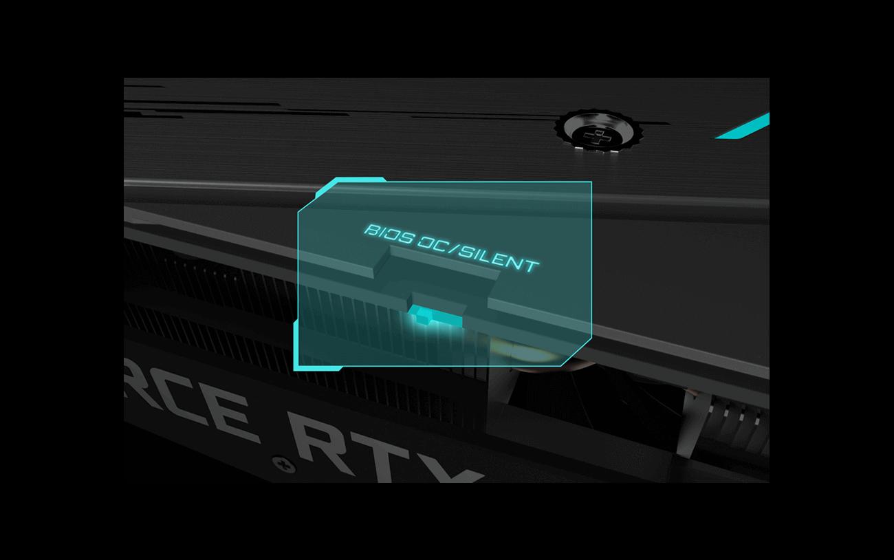 Carte graphique Gaming GeForce RTX 3090 FTW3 ULTRA EVGA