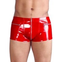 Black Level - Boxer Vinyl Rouge Rouge M